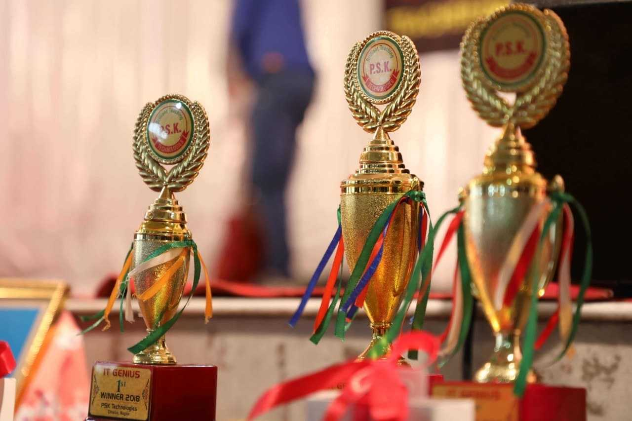awards in psk technologies nagpur