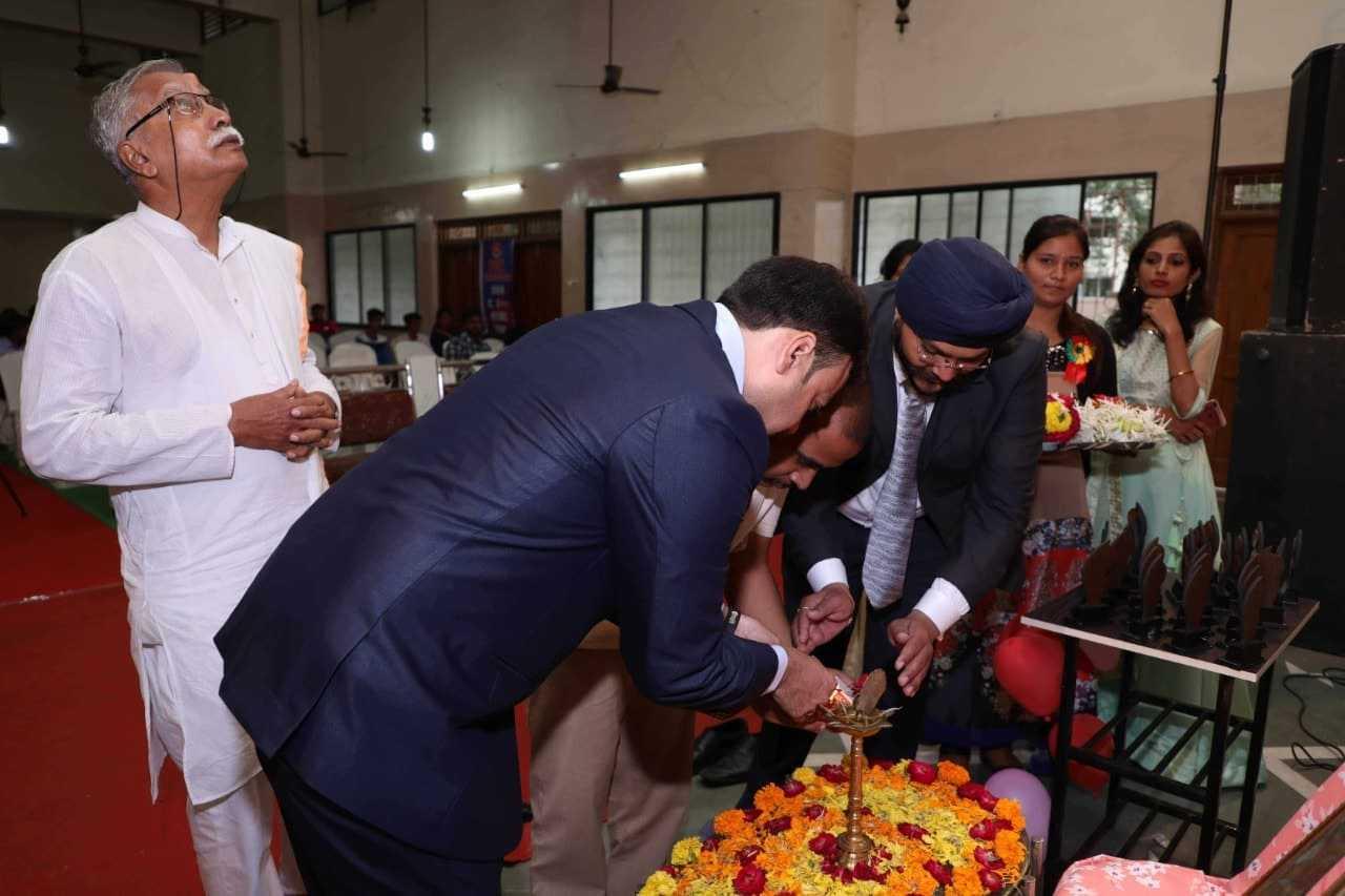 lightning ceremony in psk technologies nagpur