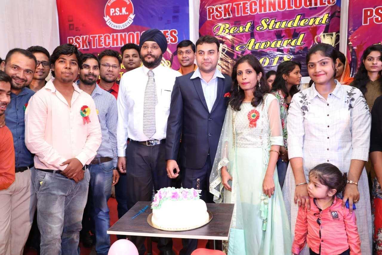 celebration in psk technologies nagpur