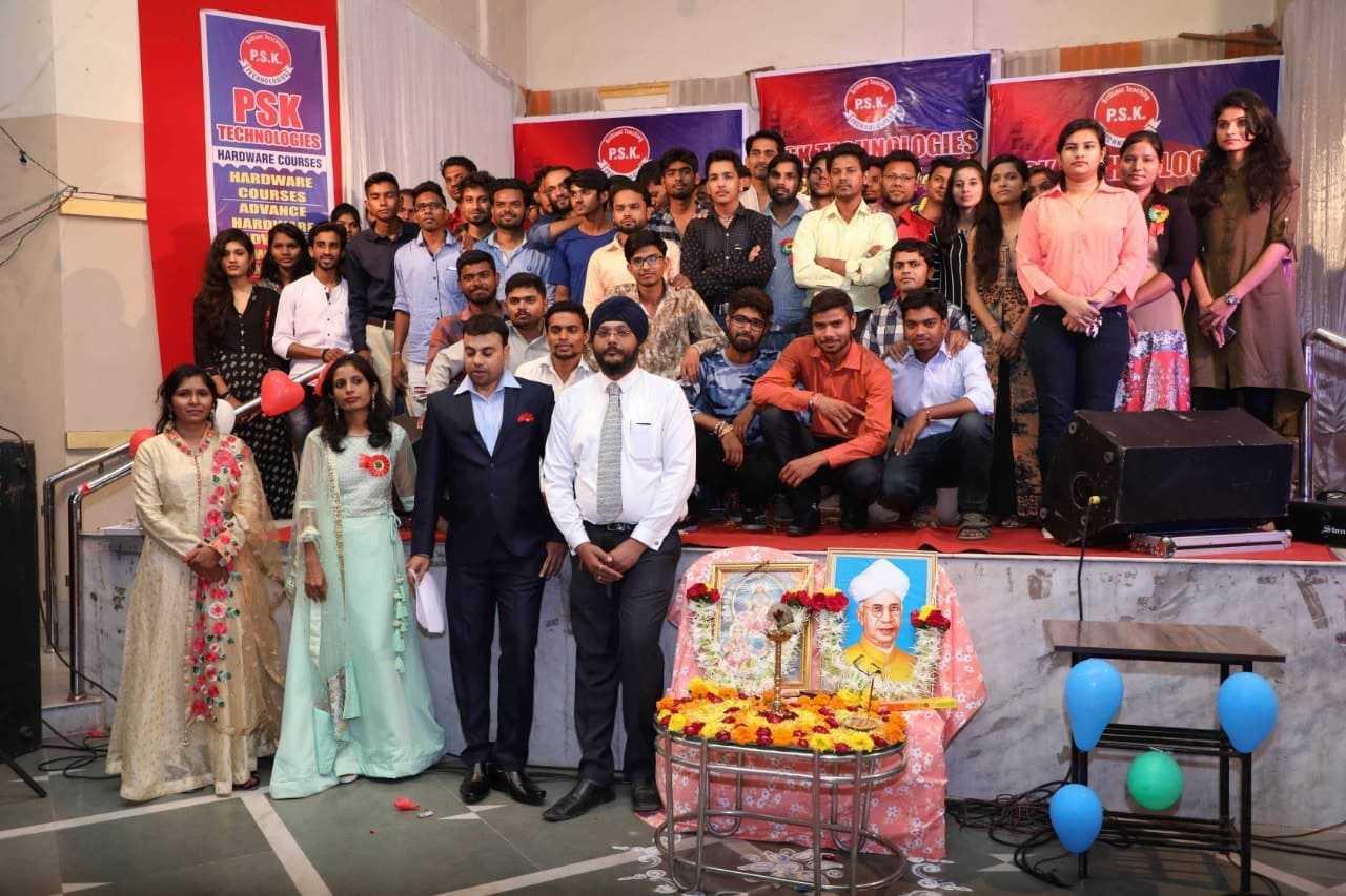 Team family in psk technologies nagpur