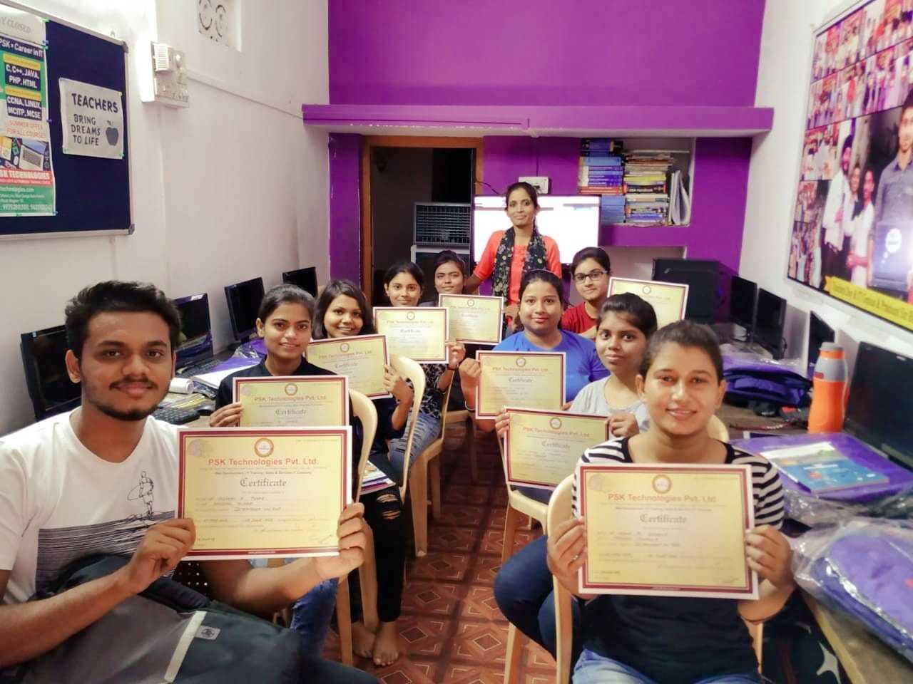 java Training and Internship Company Nagpur