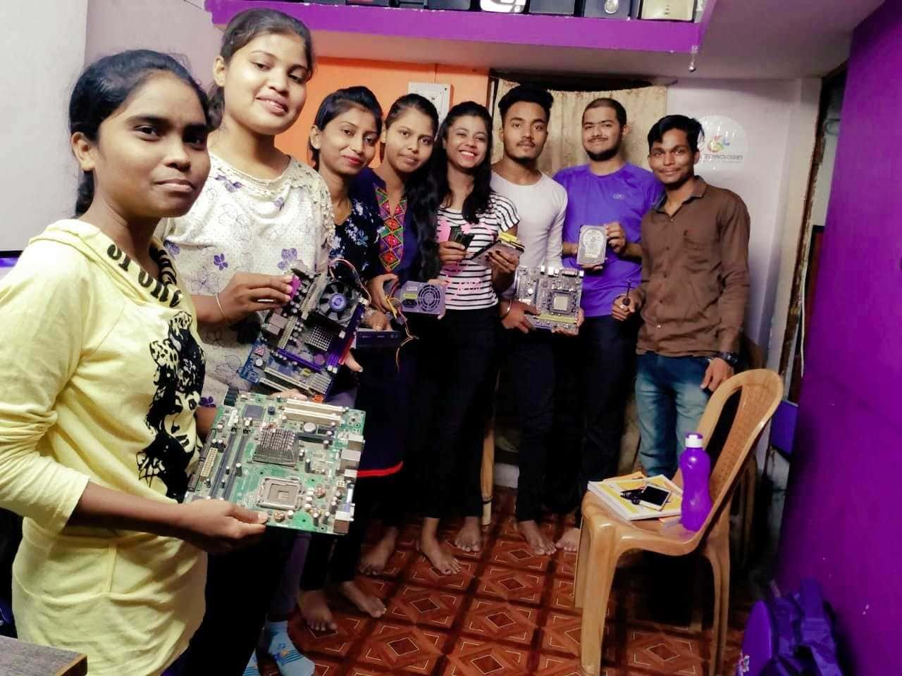 hardware internship team in nagpur psk technologies