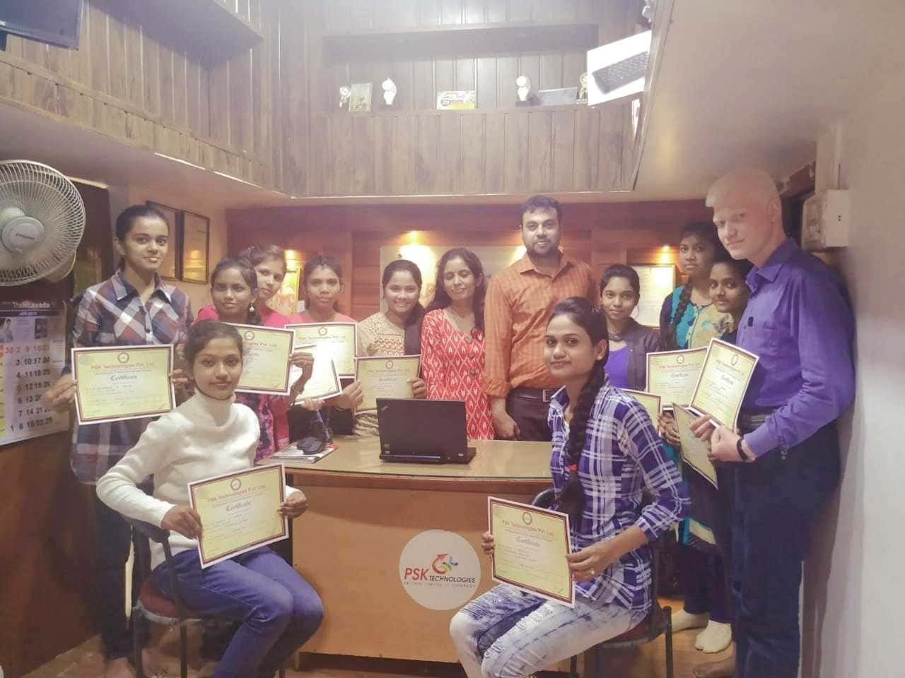 php mysql internship in nagpur psk technologies